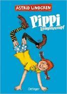 Pippi Langstrumpf Buchcover